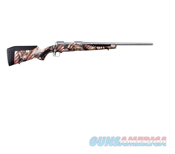 """Savage 110 Storm RW&B 6.5 Creedmoor 22"""" 4 Rds 57496   Guns > Rifles > Savage Rifles > 10/110"""