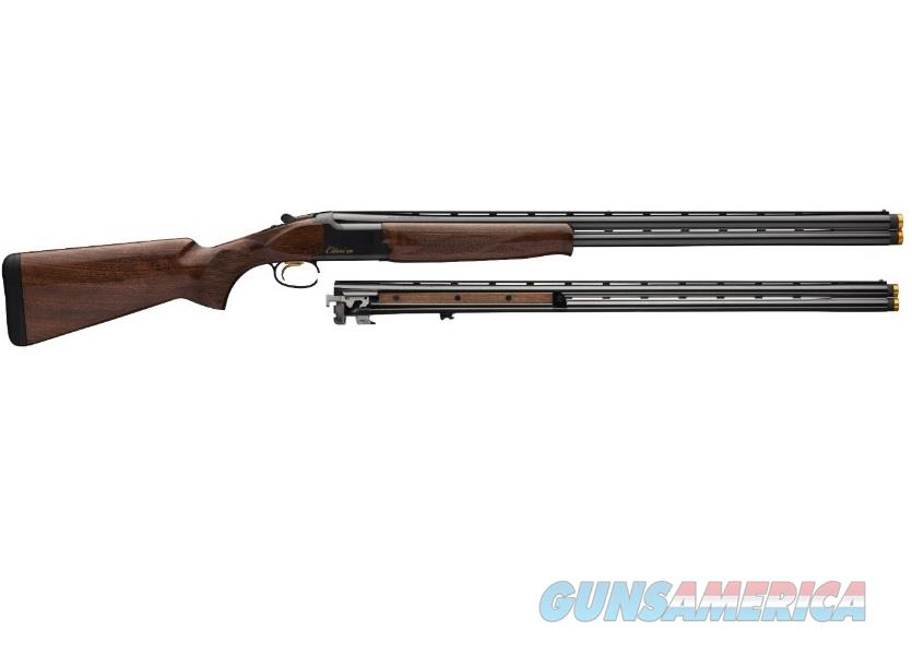 "Browning Citori CXS Combo 12/20 Gauge 32"" 018143302  Guns > Shotguns > Browning Shotguns > Over Unders > Citori > Trap/Skeet"