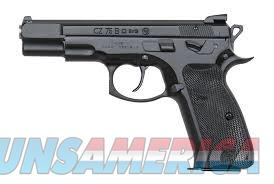 CZ-USA CZ 75 B CONVERTIBLE OMEGA 9MM LUGER 91136  Guns > Pistols > CZ Pistols
