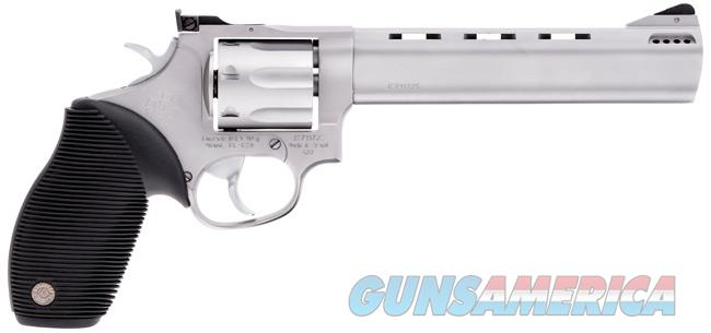 "Taurus Tracker 627SS6 Stainless .357 Magnum 6.5"" Ported 2-627069   Guns > Pistols > Taurus Pistols > Revolvers"