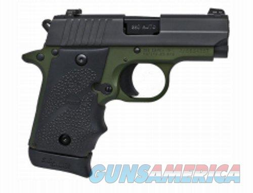 Sig Sauer P238 .380ACP Army Green 238-380-AGF  Guns > Pistols > Sig - Sauer/Sigarms Pistols > P238