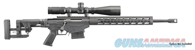 "Ruger Precision Rifle 5.56 NATO/.223 Rem 20"" 18019   Guns > Rifles > Ruger Rifles > Precision Rifle Series"