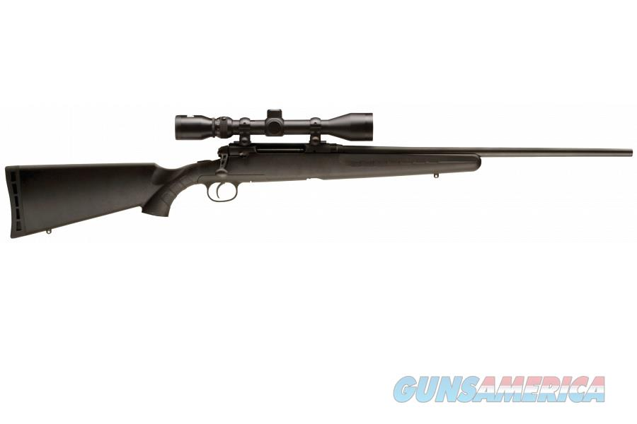 "Savage Axis XP .243 Win 20"" Synthetic w/Scope 22385   Guns > Rifles > Savage Rifles > Axis"