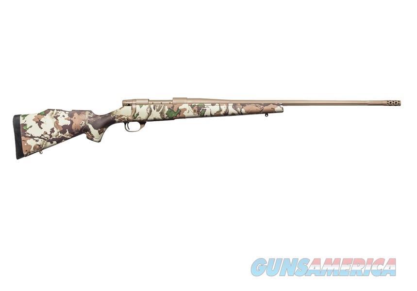 "Weatherby Vanguard First Lite Camo .300 Win Mag 28"" FDE VFN300NR8B   Guns > Rifles > Weatherby Rifles > Sporting"