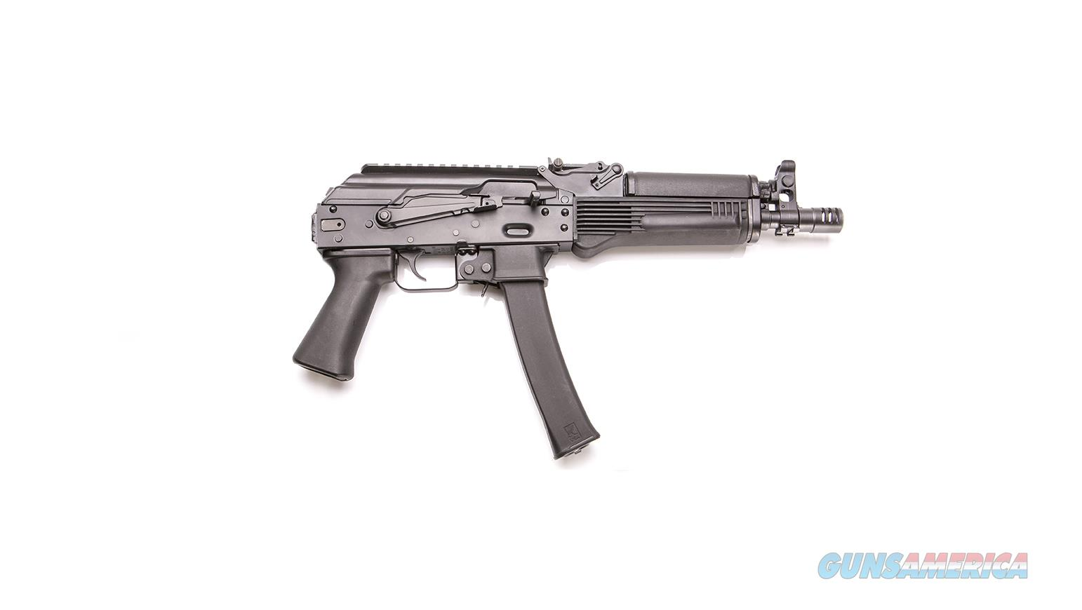 "Kalashnikov USA KP-9 Pistol 9mm AK 9.25"" SBR Ready KP-9   Guns > Pistols > Tactical Pistols Misc."