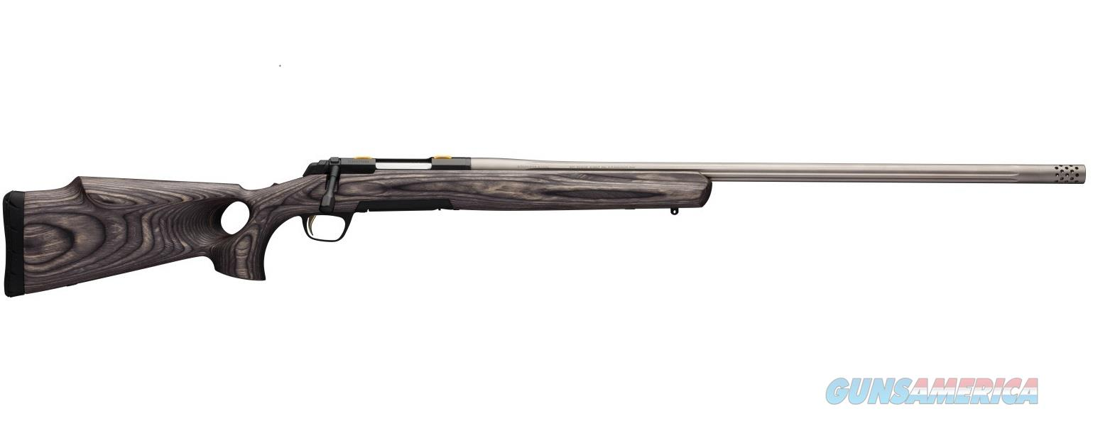 Browning X-Bolt Eclipse Target Fluted 6.5 Creedmoor 035428282   Guns > Rifles > Browning Rifles > Bolt Action > Hunting > Stainless
