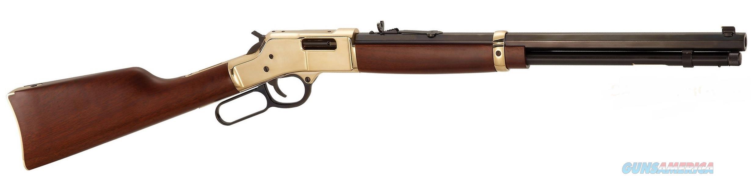 "Henry Big Boy Classic .357 Magnum/.38 Special 20"" H006M  Guns > Rifles > Henry Rifle Company"