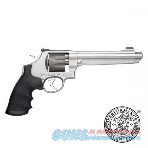 "Smith & Wesson PC Model 929 Jerry Miculek 9mm 6.5"" Stainless 170341   Guns > Pistols > Smith & Wesson Revolvers > Performance Center"