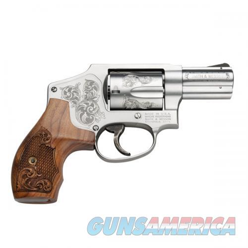"""Smith & Wesson M640 Engraved .357 Mag/.38 Spl +P 2.125"""" 150784   Guns > Pistols > Smith & Wesson Revolvers > Small Frame ( J )"""