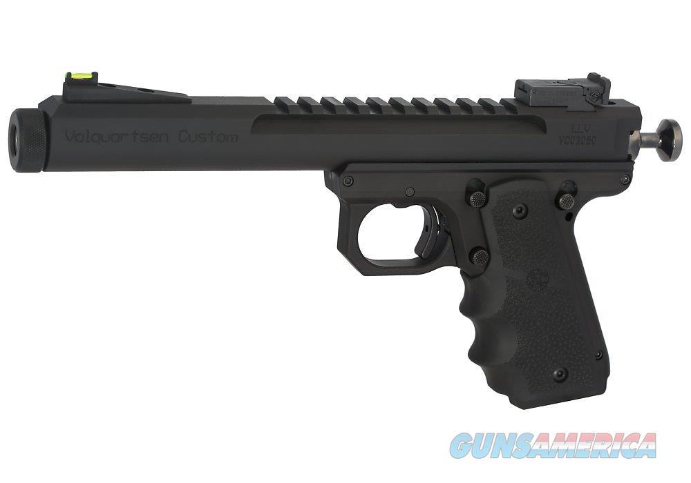 "Volquartsen Scorpion Limited 1911 Style .22 LR 6"" VC45SN-L  Guns > Pistols > V Misc Pistols"