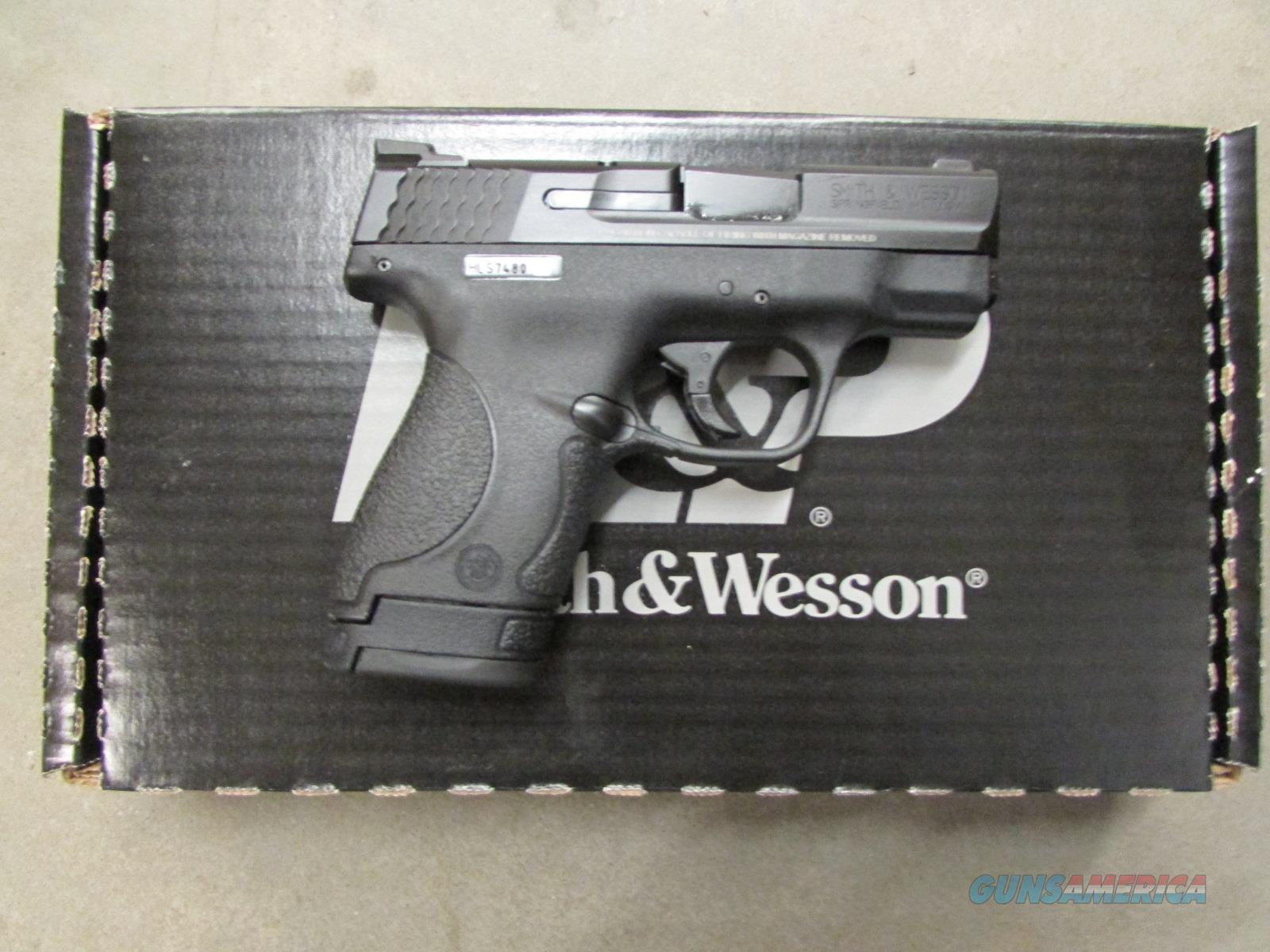 SMITH & WESSON M&P SHIELD .40 S&W NIGHT SIGHTS 10214  Guns > Pistols > Smith & Wesson Pistols - Autos > Shield