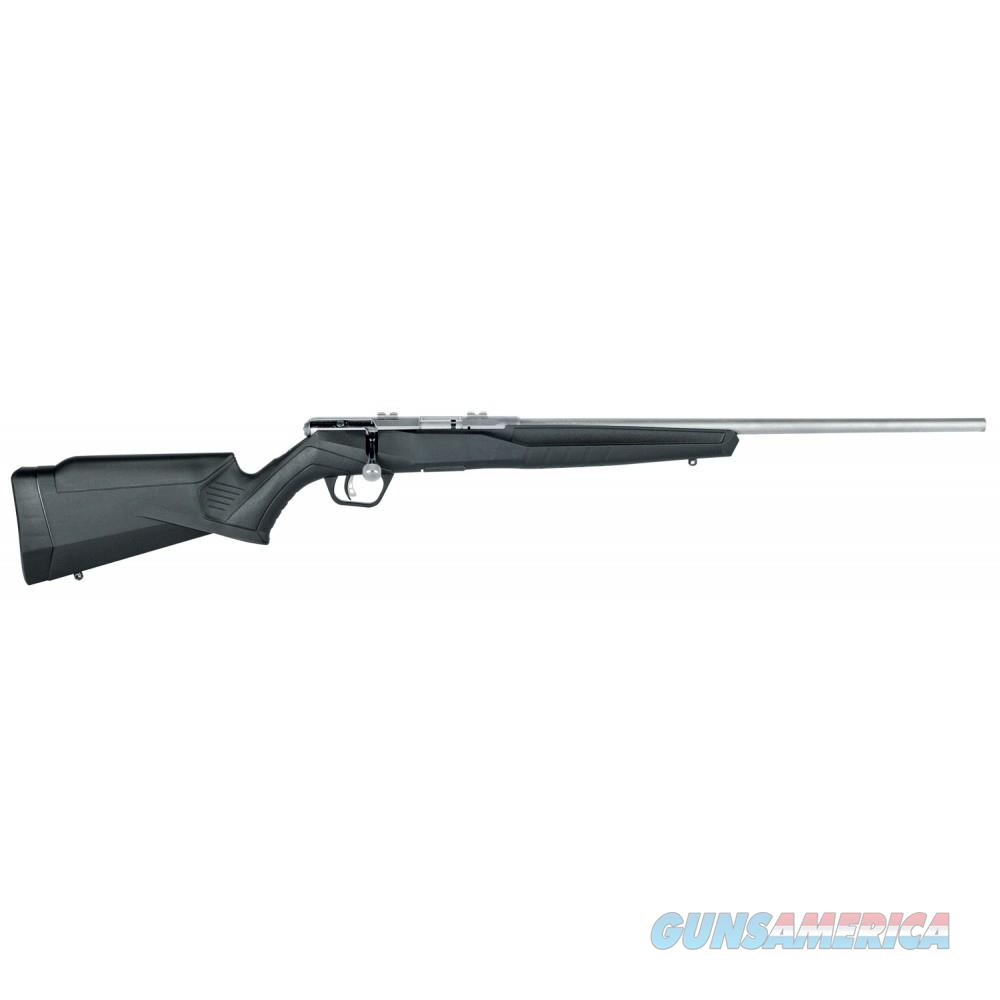 SAVAGE ARMS B SERIES B22 FVSS STAINLESS .22 LR 70202  Guns > Rifles > Savage Rifles > Rimfire