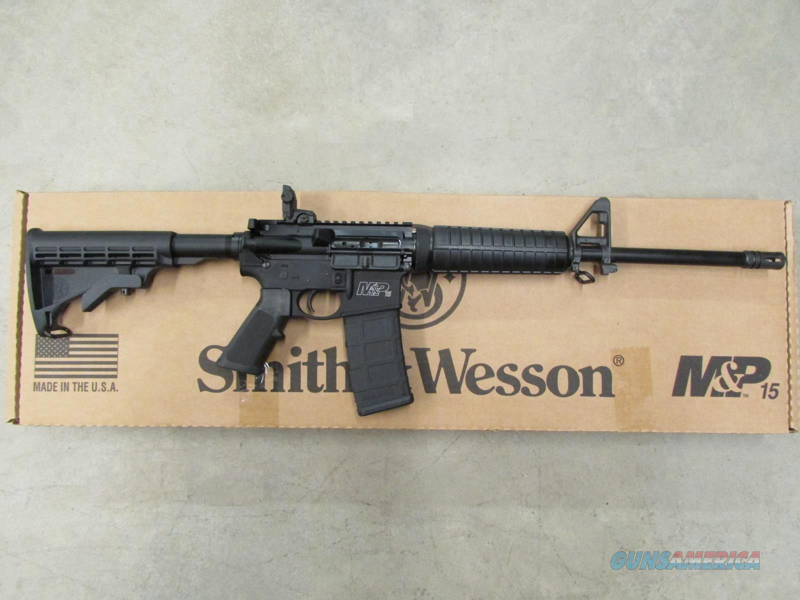 NEW!! Smith & Wesson M&15 Sport II AR-15 5.56 NATO / .223 REM 10202  Guns > Rifles > Smith & Wesson Rifles > M&P