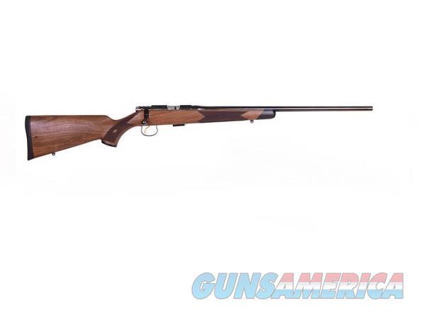 "CZ-USA CZ 452 Grand Finale Limited Edition .22 LR Walnut 22.5"" 02023  Guns > Rifles > CZ Rifles"