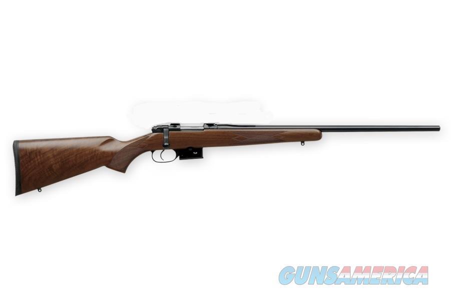 "CZ-USA CZ 527 American .22 Hornet 21.8"" Walnut 03020  Guns > Rifles > CZ Rifles"