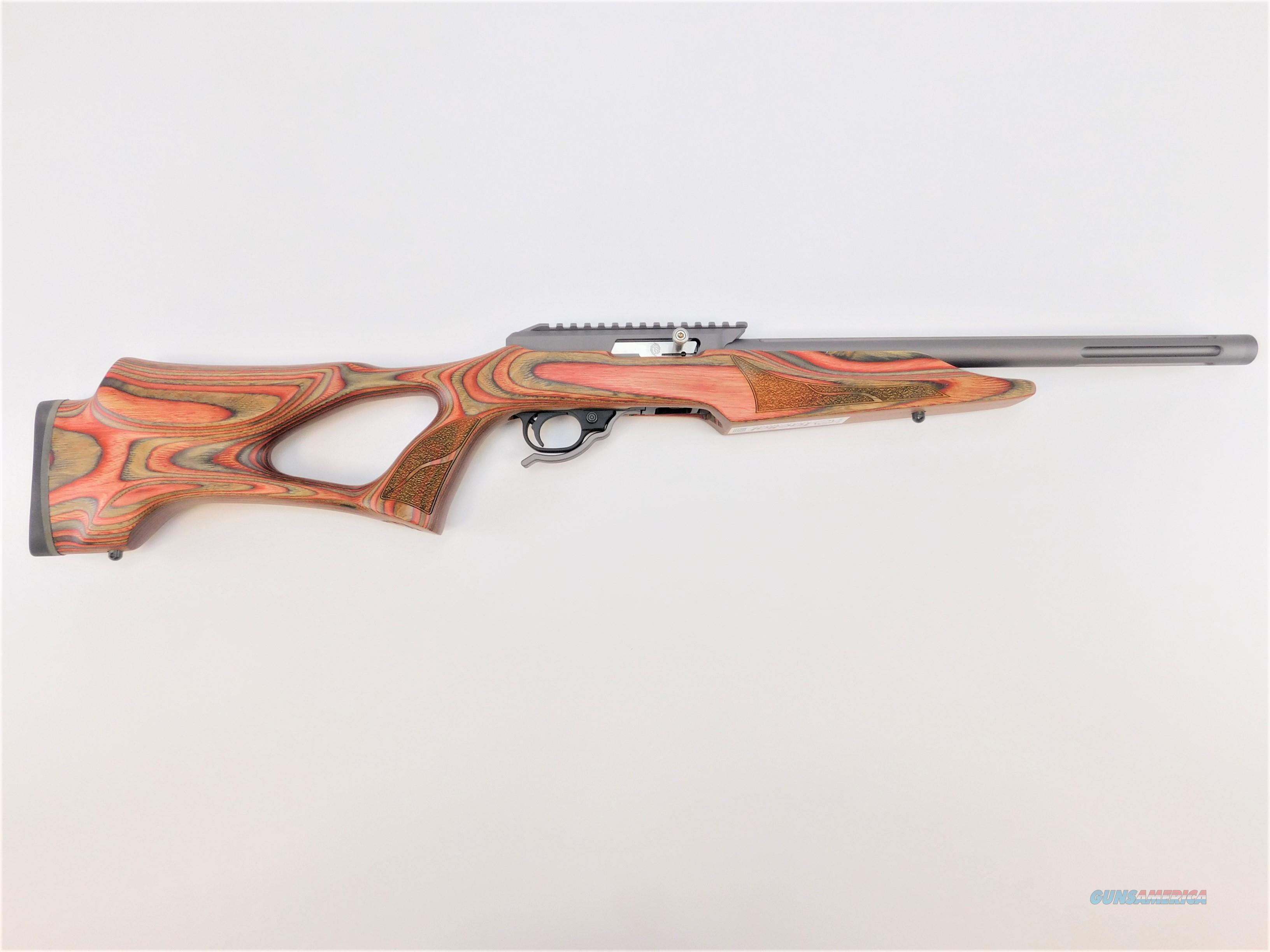 Tactical Solutions 10/22 X-Ring .22 LR Vantage RS Gun Metal Gray/Crimson TE-GMG-B-V-CRIM   Guns > Rifles > Ruger Rifles > 10-22