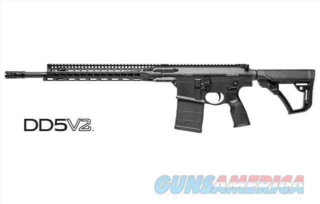 "Daniel Defense DD5V2 7.62mm 18"" 02-155-07335-047   Guns > Rifles > Daniel Defense > Complete Rifles"