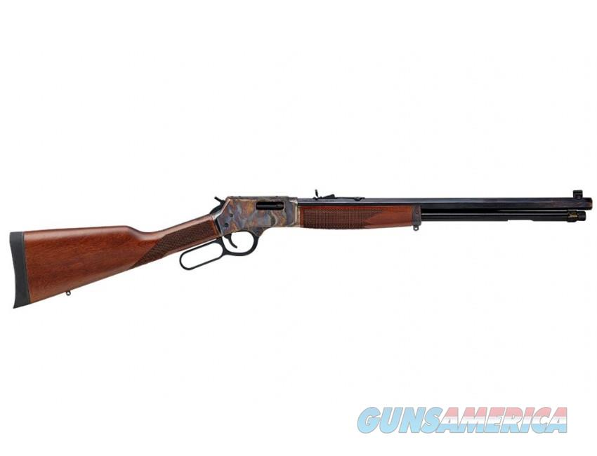 "Henry Big Boy Steel Color Case Hardened .357 Mag/.38 Spl 20"" H012MCC  Guns > Rifles > Henry Rifle Company"