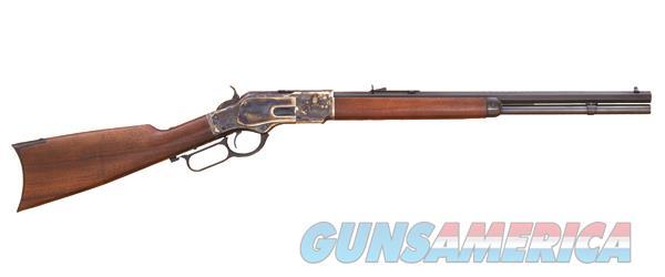 "Cimarron Firearms 1873 Short Rifle .44-40 Win 20"" Octagon CA241   Guns > Rifles > Cimmaron Rifles > Lever"