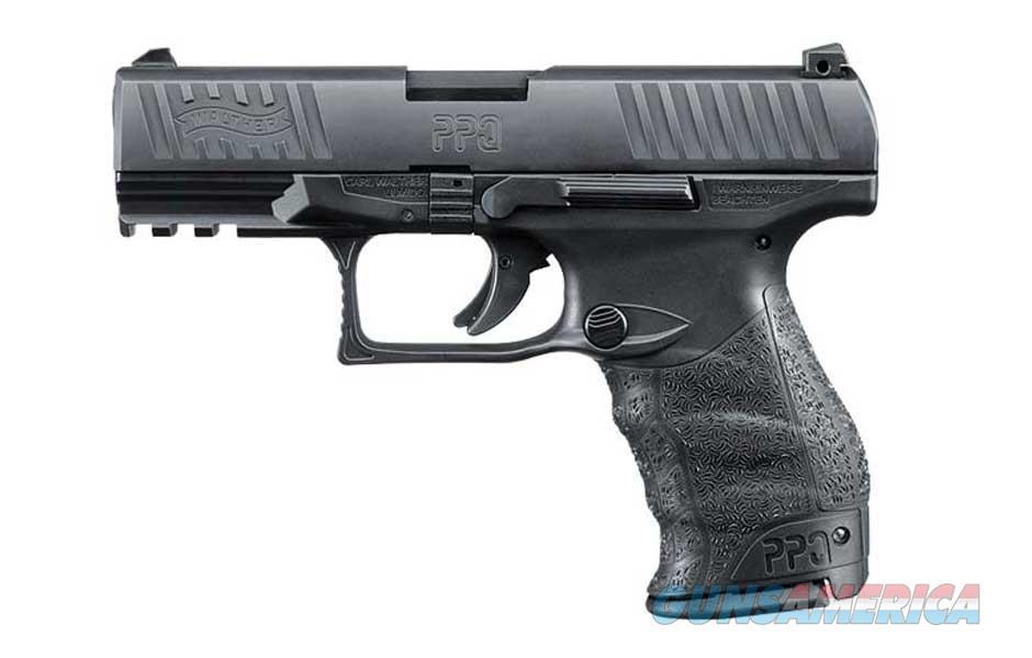 "Walther PPQ M2 9mm Luger 4"" Tenifer Black 2796066  Guns > Pistols > Walther Pistols > Post WWII > P99/PPQ"