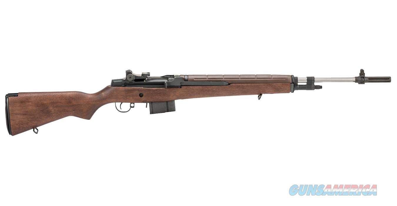 "Springfield M1A National Match 7.62 NATO 22"" Walnut NA9802  Guns > Rifles > Springfield Armory Rifles > M1A/M14"