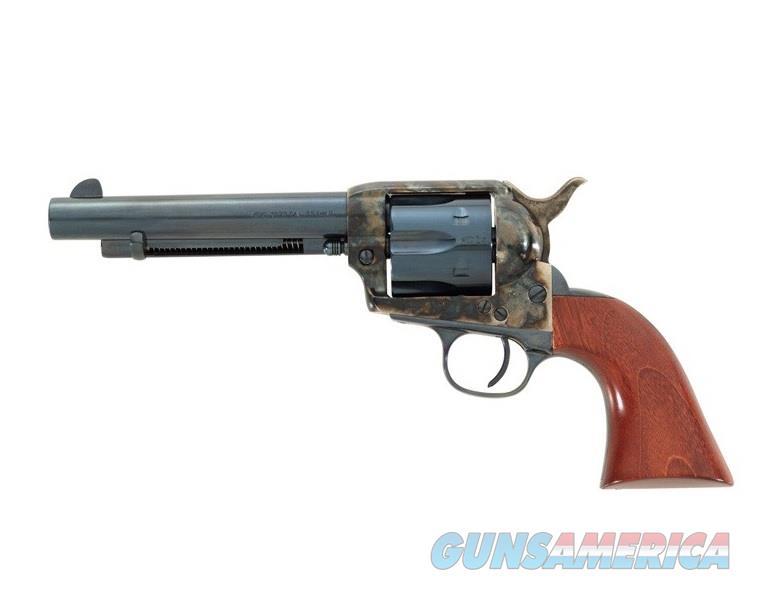 "Taylor's & Co. Cattleman Charcoal Blue .357 Mag 5.5"" 555120  Guns > Pistols > Taylors & Co. Pistols > Ctg."