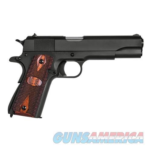 """Auto-Ordnance 1911A1 GI Specs .45 ACP 5"""" Black/Wood 1911BKOW   Guns > Pistols > Auto Ordnance Pistols"""