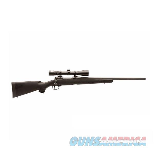 "Savage Arms 11 Trophy Hunter XP (Youth) 20"" Black Synthetic .308 Win with Scope 19710  Guns > Rifles > Savage Rifles > Accutrigger Models > Sporting"