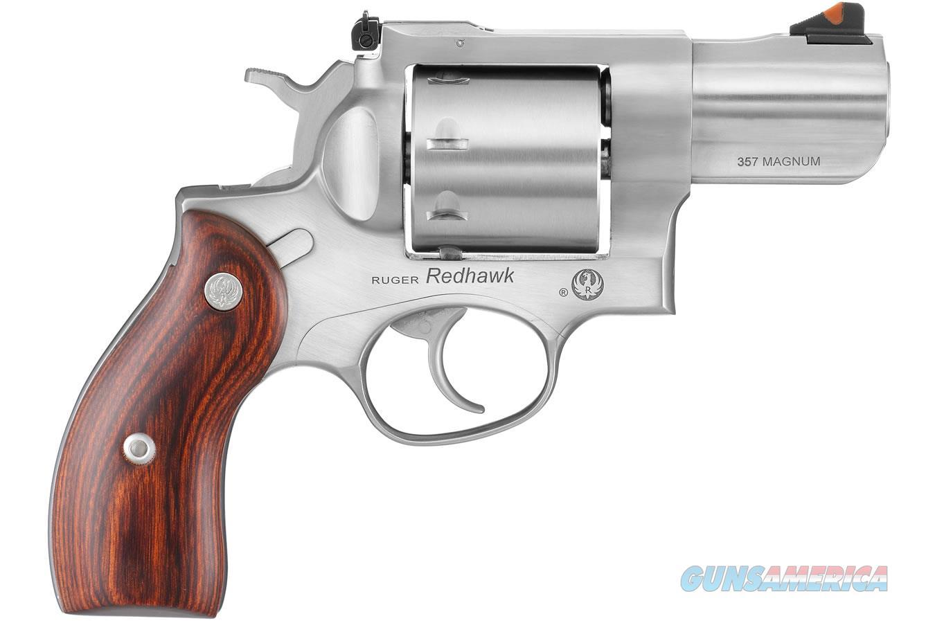 """Ruger Redhawk .357 Magnum 2.75"""" 8-Shot 5033  Guns > Pistols > Ruger Double Action Revolver > Redhawk Type"""