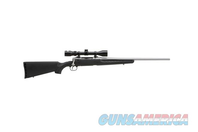 Savage Axis XP Stainless 6.5 Creedmoor w/Scope 22675   Guns > Rifles > Savage Rifles > Axis