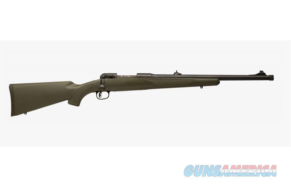 "Savage Model 11 Hog Hunter 20"" BBL Green Synthetic .223 Rem 19661  Guns > Rifles > Savage Rifles > 11/111"
