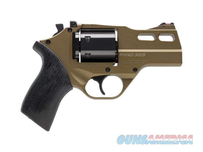 "Chiappa Rhino 30DS .357 Magnum 3"" Bronze 340.291   Guns > Pistols > Chiappa Pistols & Revolvers > Rhino Models"