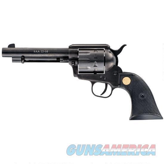 "Chiappa 1873 SAA 22-10 Revolver .22 LR 5.5"" 340.160   Guns > Pistols > Chiappa Pistols & Revolvers > .22 Cal Other"