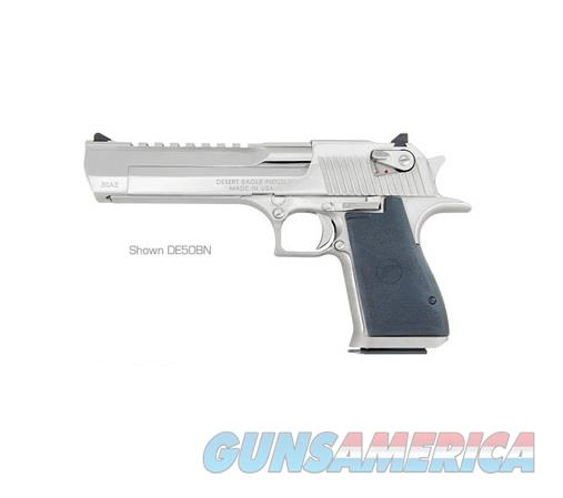 Magnum Research DE Mark XIX .44 Mag Bright Nickel DE44BN   Guns > Pistols > Magnum Research Pistols