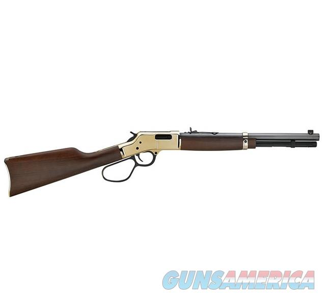 "Henry Big Boy Carbine Brass .41 Mag 16.5"" H006MR41  Guns > Rifles > Henry Rifle Company"