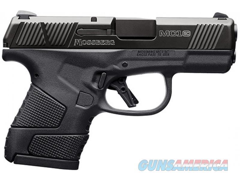 "Mossberg MC-1 Subcompact 9mm 3.4"" MC1sc Cross-Bolt Safety 89002   Guns > Pistols > Mossberg Pistols > MC1"