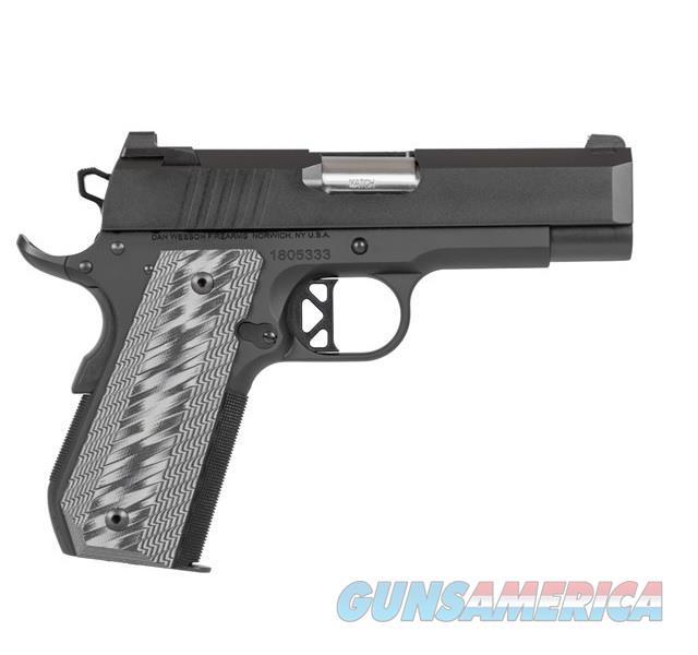 "CZ-USA Dan Wesson ECP .45 ACP 4"" 8 Rds 01883  Guns > Pistols > Dan Wesson Pistols/Revolvers > 1911 Style"