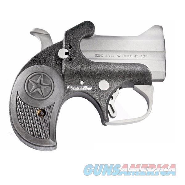 "Bond Arms Backup .45 ACP 2 Rd 2.5"" Barrel BACKUP  Guns > Pistols > Bond Derringers"