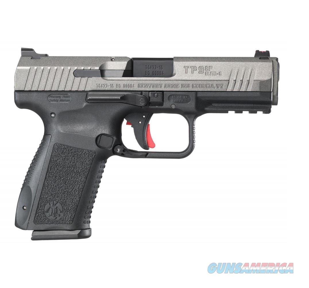 Century Arms Canik TP9SF Elite Pistol 9mm HG3898T-N   Guns > Pistols > Century International Arms - Pistols > Pistols