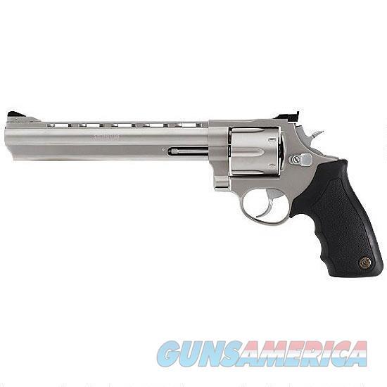 "Taurus 44 Stainless .44 Magnum 8.38"" Ported 2-440089   Guns > Pistols > Taurus Pistols > Revolvers"