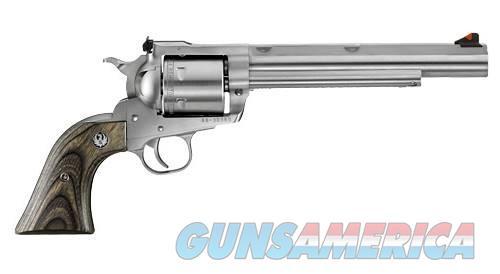 """Ruger Super Blackhawk Hunter .44 Magnum 7.50"""" SS 0860   Guns > Pistols > Ruger Single Action Revolvers > Blackhawk Type"""