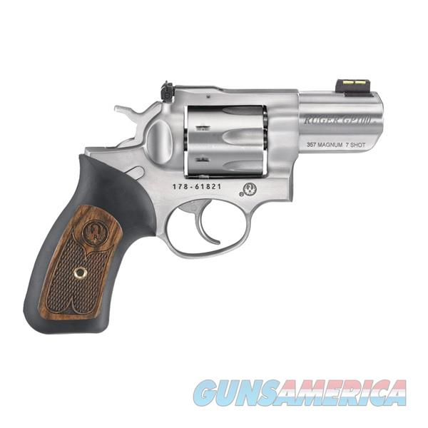 "Ruger GP100 .357 Magnum Stainless 2.5"" 7 Rounds 1774   Guns > Pistols > Ruger Double Action Revolver > GP100"