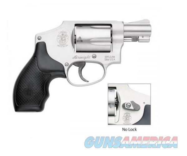 Smith & Wesson Model 642 Airweight .38 Special +P 103810  Guns > Pistols > Smith & Wesson Revolvers > Performance Center