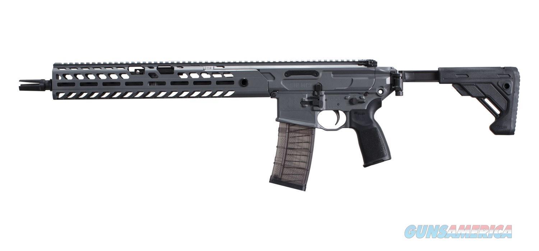"Sig Sauer MCX Virtus Patrol 300 Blackout 16"" Gray RMCX-300B-16B-TAP-P   Guns > Rifles > Sig - Sauer/Sigarms Rifles"