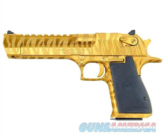 Magnum Research Desert Eagle Mark XIX .357 Mag Titanium Gold DE357TG-TS   Guns > Pistols > Magnum Research Pistols