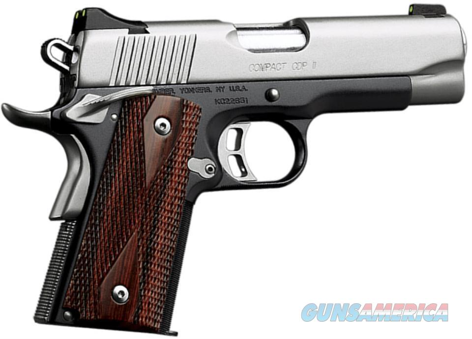 "Kimber CDP II Compact .45 ACP 4"" 7Rds CALIFORNIA 3200056CA  Guns > Pistols > Kimber of America Pistols > 1911"