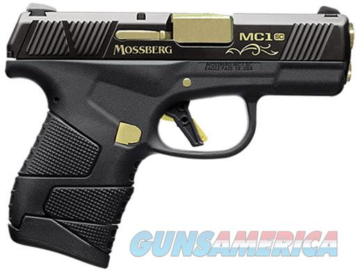 "Mossberg MC1sc Centennial Edition 9mm 3.40"" 89005  Guns > Pistols > Mossberg Pistols > MC1"