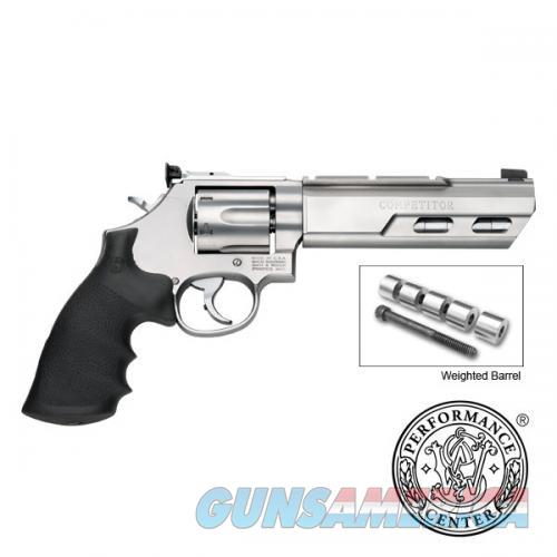 "Smith & Wesson Model 629 Competitor 6"" Weighted Barrel 170320  Guns > Pistols > Smith & Wesson Revolvers > Performance Center"