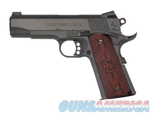 """Colt Combat Commander .45 ACP 4.25"""" 8rd O4940XE  Guns > Pistols > Colt Automatic Pistols (1911 & Var)"""