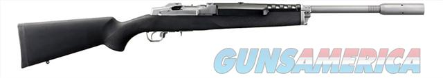 "Ruger Mini 14 Target Rifle 223 Rem 22"" SS 5828  Guns > Rifles > Ruger Rifles > Mini-14 Type"